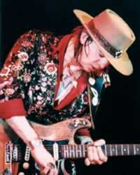 Stevie Ray Vaughn, 1988