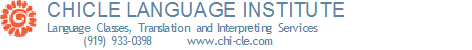 chicle logo