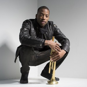 Troy ?Trombone Shorty? Andrews. Photo by Jonathan Mannion