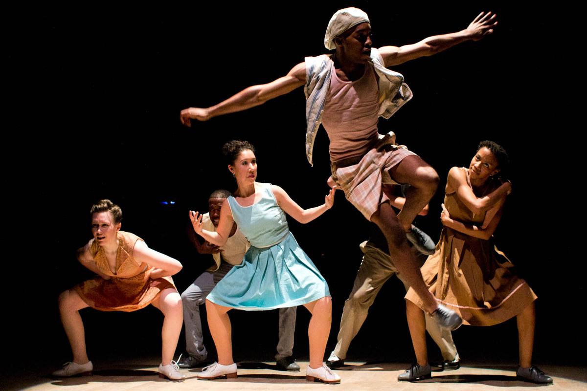 Dorrance Dance Feature