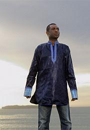 @Youri Lenquette. Senegal. Dakar. 01/2010. Youssou N'Dour.