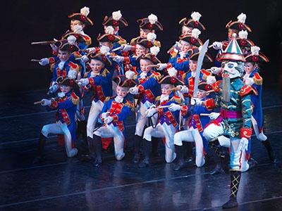 Carolina Ballet<br /><em>The Nutcracker</em>