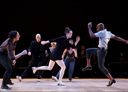 Dorrance Dance<br /><em>Myelination</em>