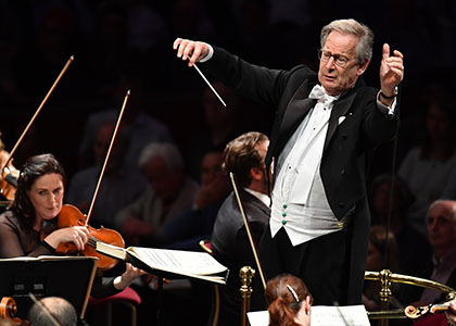 Orchestre Révolutionnaire et Romantique <br /> Sir John Eliot Gardiner, Artistic Director and Conductor
