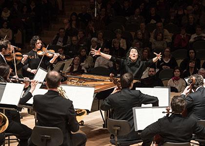 Mitsuko Uchida and Mahler Chamber Orchestra