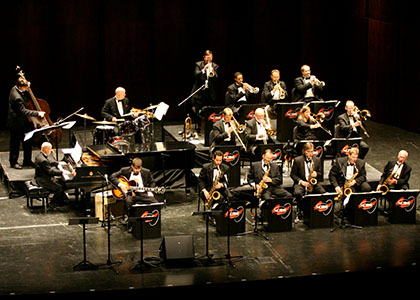 North Carolina Jazz Repertory Orchestra with special guest Branford Marsalis