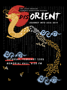 Journey Into Asia: disORIENT