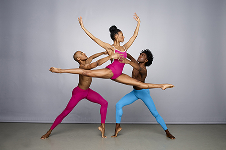 Alvin Ailey <p>American Dance Theater