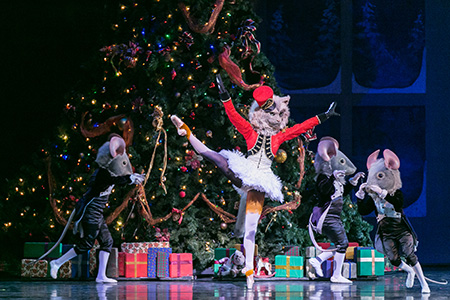 The Nutcracker <p>Carolina Ballet