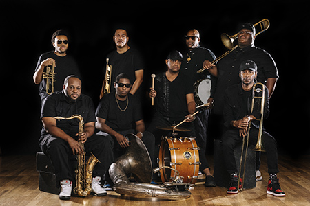 The Soul Rebels <p>with special guest Big Freedia