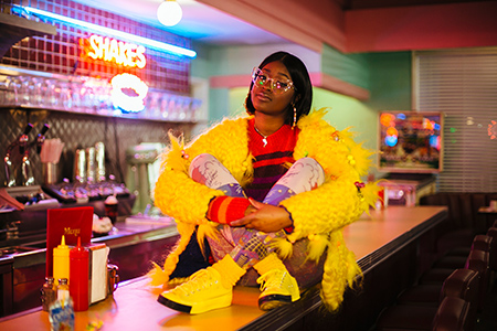 Tierra Whack with special guest ZENSOFLY