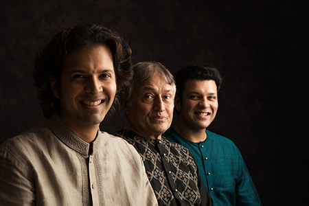 Sarod Trilogy <p>Amjad Ali Khan, Master of the Sarod