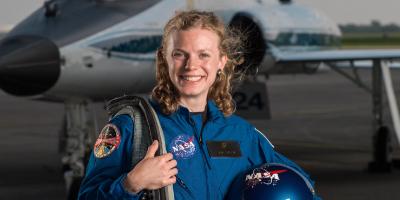 NASA Astronaut Zena Cardman